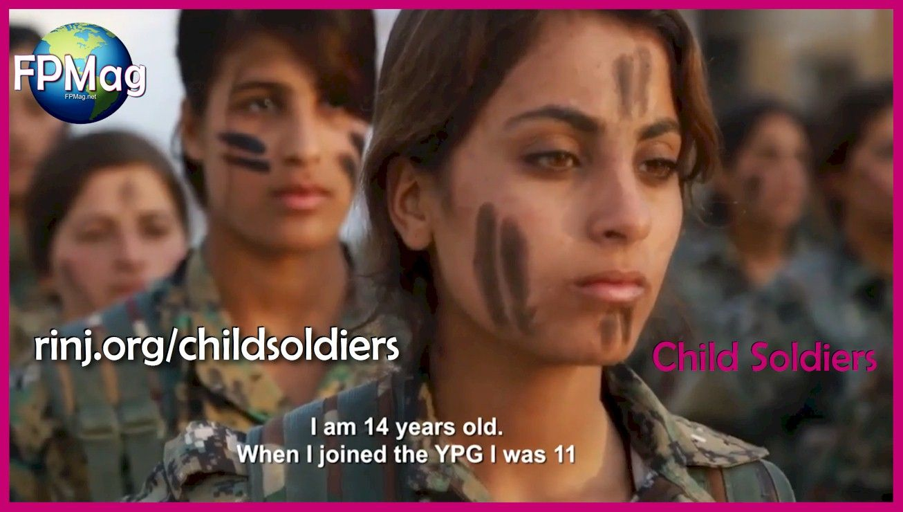 YPG/PKK Child Soldiers